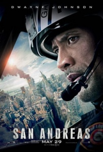 Hardly a work of great originality or vision, but San Andreas is far from a disaster
