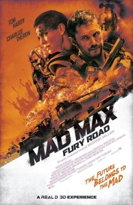 Mad Max: Fury Road - the message is simple: see it on the biggest screen possible
