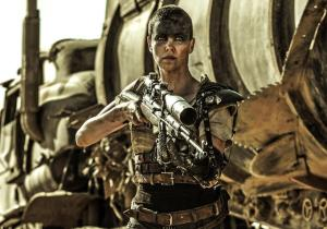 Beyond Thunderdome: Imperator Furiosa (Charlize Theron) in Mad Max: Fury Road