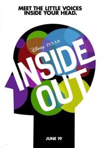 Inside Out - Welcome back Pixar, we've missed you.