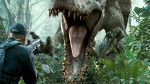 Clever girl: Indominus Rex gets to work in Jurassic World