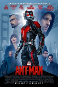 There's enough potential here for a fun and unpretentious franchise; Ant-Man proves that good things can come in small packages