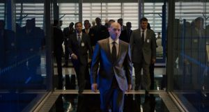 Can you guess which one is dodgy Darren Cross (Corey Stoll) in Ant-Man
