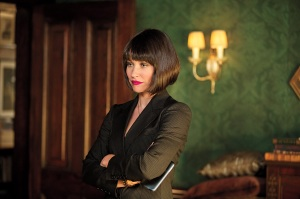 Nice bob: Hope van Dyne (Evangeline Lilly) in Ant-Man