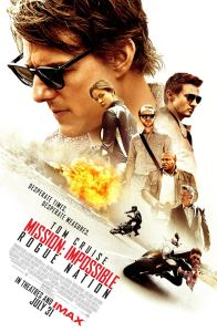 Finding the right balance of engaging espionage and flat-out action, Mission: Impossible - Rogue Nation is a Cruise missile that really delivers the goods