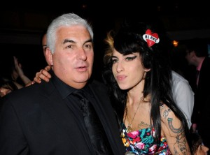 Amy Winehouse, with her father Mitch, in Asif Kapadia's Amy