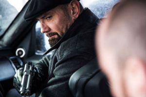 Humongous henchman Mr Hinx (Dave Bautista) in Spectre