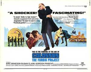 Colossus: The Forbin Project - a one-off that has been allowed to slip through the cracks