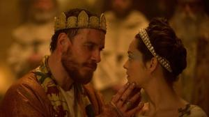 All's well that ends well? Macbeth (Michael Fassbender) and the good lady wife (Marion Cotillard) in Macbeth