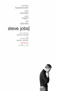 It's difficult to know just how much of the real Steve Jobs is captured here, but Sorkin, Boyle and Fassbender's im-mac-ulate film means you can never take your eyes off him, which is kind of the point, no?