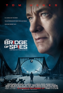 Bridge Of Spies certainly won't leave you cold and finds Spielberg, unlike his protaganist, in rude health