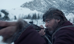The unforgiving John Fitzgerald (Tom Hardy) in The Revenant