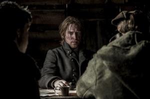 Capt Andrew Henry (Domhnall Gleeson) in The Revenant