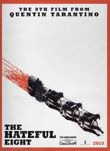 The Hateful Eight is often provocative and brilliant, but Tarantino has let himself become his own worst enemy