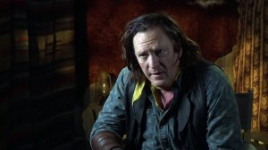 "Are you gonna bark all day little doggie?: ""The Cow Puncher"" (Michael Madsen) in The Hateful Eight"