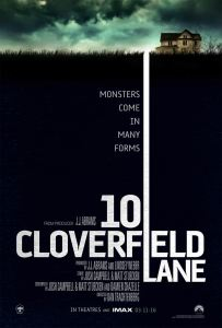 So what next for this cross-genre film series after 10 Cloverfield Lane? A romantic comedy? Film noir? Either way, count me in