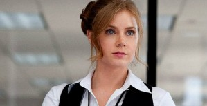 Intrepid reporter Lois Lane (Amy Adams) in Batman vs Superman: Dawn Of Justice