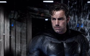 Ben Affleck plays an aging Dark Knight in Batman vs Superman: Dawn Of Justice
