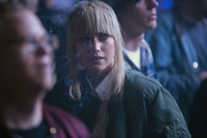 Amber (Imogen Poots) before things go very wrong in Green Room