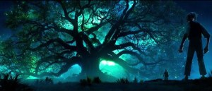 The magical dreaam tree in The BFG