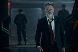 Today it's our Independence Day: Resurgence for ex-President Whitmore (Bill Pullman)