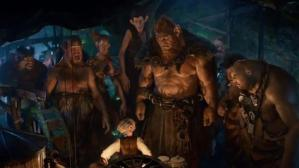 The BFG and the not-so-friendly big giants in The BFG