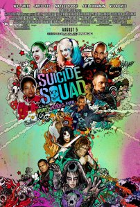 The performances are among the only highlights of what is a mess of a film, one which flits about as wildly as its jukebox-laden soundtrack. Even the Joker would balk at the amount of chaos going on in Suicide Squad
