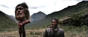 You don't want to get on the wrong side of One-Eye (Mads Mikkelsen) in Valhalla Rising