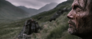 He's called One-Eye for a reason in Valhalla Rising
