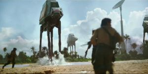 The Rebellion take the fight to the Empire in Rogue One