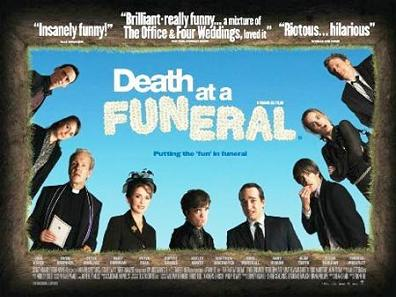 Deaf At A Funeral Poster